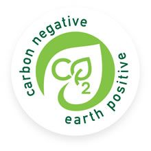 carbon negative, earth positive