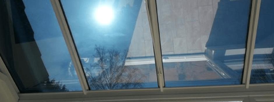 Anti Glare Window Film Glare Reduction Film Solar Control