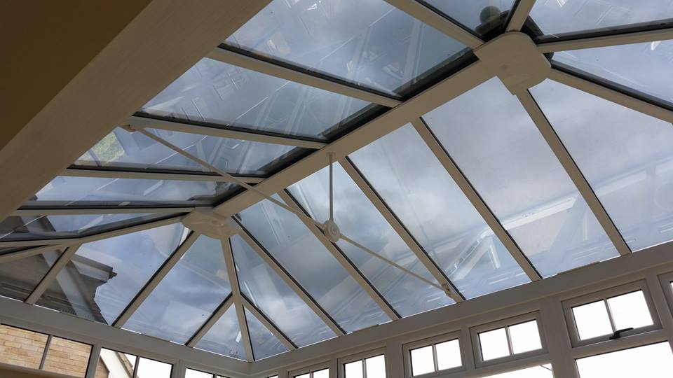 Conservatory Roof UV Window Film Cornwall